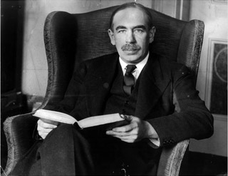 impacts from first world war on john maynard keynes ideas Interest and money by john maynard keynes and contrast and came to dominate post-world war ii economic keynes ideas were once again a central.