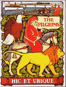 Image result for picture of pilgrims society world in sheep's clothes