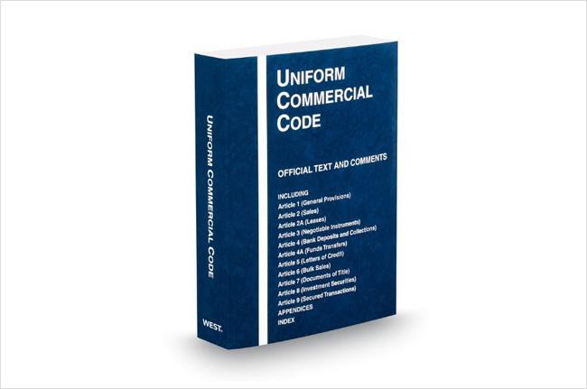 Define Uniform Commercial Code 60