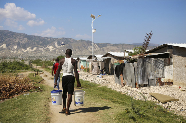 """red cross in haiti essay Reply to the essay below with a minimum of 150 words  when a massive earthquake struck haiti in 2010, red cross teams were available to provide """"food, water,."""