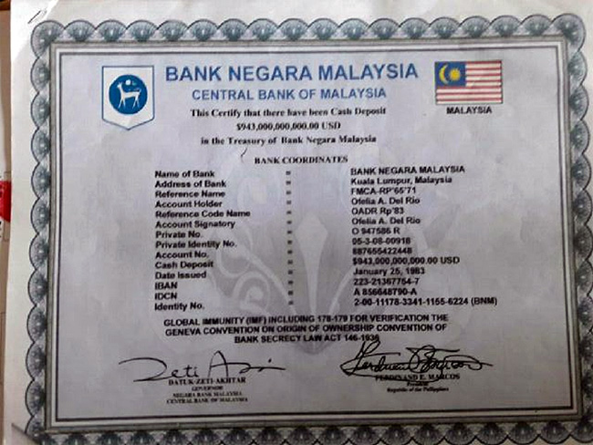 NEIL KEENAN UPDATE | What Goes Up Must Come Down Negara-bank-fake